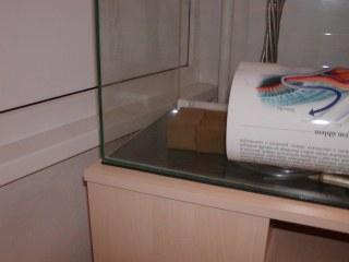 podložka pod akvárium